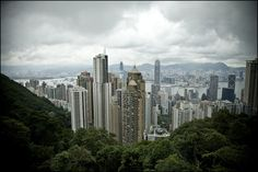 I want to go back to Hong Kong...