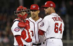 Bullpen woes are again at the root of a Nationals skid