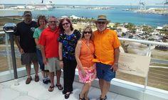 Explore Port Canaveral tour group 5-23-15.