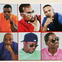 My fav all time group <3 these guys : Slick, Sporty Rich, Big Ron,  Rizzo, BBrown, Skillz