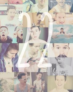Happy birthday to a beautiful, amazing, funny, and sweet person Ricky! I'm so proud of him he was always so happy and living his life and I love that and now my baby is turning 22 and I'm so proud of him. I love him so much. (P.S: please if you gonna pin this please give me credit because I made all this the collage and that thingy so please give me credit thanks!) ~Ada☁️