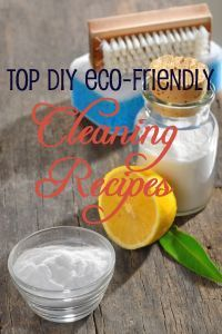 Top DIY Eco-Friendly Cleaning Recipes, a helpful blog article by EcoGoodz