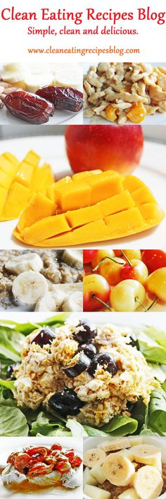 Clean Eating Recipes // Clean Eating Ideas #cleaneating #cleaneatingdiet #cleaneatingrecipes
