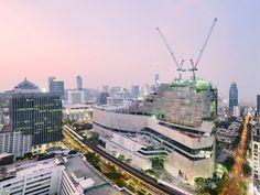 Bangkok Central Embassy – многофункциональный комплекс на месте британского посольства в Таиланде. Источник фото: AL_A