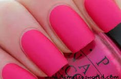 Want some ideas for wedding nail polish designs? This article is a collection of our favorite nail polish designs for your special day. Wedding Nail Polish, Neon Nail Polish, Neon Nails, Nail Polish Designs, Matte Nails, Love Nails, Pink Nails, How To Do Nails, Nail Polishes