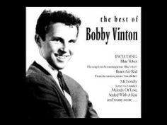 Bobby Vinton - Mr. Lonely - YouTube