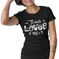 Christian t shirts-christian gift idea-This Jesus loves me christian t shirts makes a christian gifts for your husband, for mother, grandmother, father, grandfather and someone you love. Relationship Bible Quotes, God Quotes About Life, Bible Quotes About Faith, Faith Quotes, Prayer Verses, Prayer Quotes, Guidance Quotes, Christ Quotes, Bible Verses For Girls