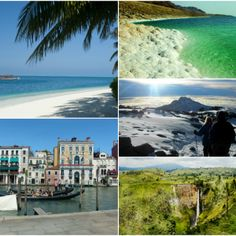 now or never destinations collage