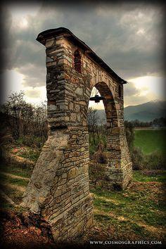 castle by Imir Kamberi on Flickr.Via Flickr:  in Forino - Gostivar