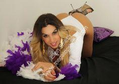 Mega Tops Brasil Oficial: Ellen Smitth - Travesti, Transex - Novo Ensaio