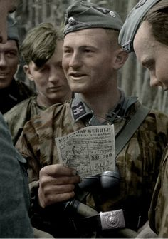 "1. Kompanie 6.SS Gebirgs-Division""Nord"" - Rgt. 11 - pin by Paolo Marzioli"