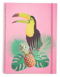 A tropical notebook that will leave you wishing you were on vacation.