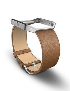 Fitbit Blaze, Accessory Band, Leather, Camel, Large Fitbit http://www.amazon.ca/dp/B019VM438M/ref=cm_sw_r_pi_dp_XnqNwb06H0V3S