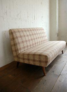 TRUCK Furniture - plaid