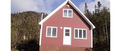 For sale by owner. Three bedroom cabin overlooking in Milltown - Newfoundland Buy Newfoundland And Labrador, Shed, Buy And Sell, Outdoor Structures, Cabin, Bedroom, Stuff To Buy, Cabins, Bedrooms