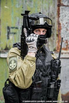 Russian Police Specnaz