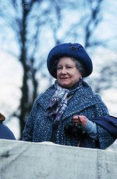 Queen Elizabeth the Queen Mother, 1980