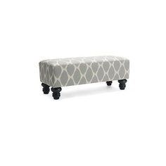Essex Upholstered Bench ❤ liked on Polyvore
