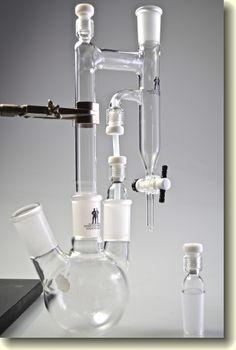 Cyclic Distillation Column