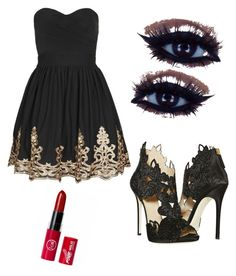 """MWalls tribute #4"" by alanamchevis ❤ liked on Polyvore"