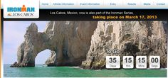 Countdown to the Los Cabos Ironman 2013, as FitOldDog writes this post and wonders what the hell he is thinking?