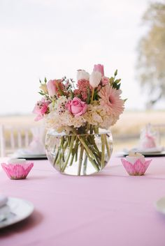 """Photo 56 of 72: Pretty in Pink! / Baby Shower/Sip & See """"Its a girl!"""" 