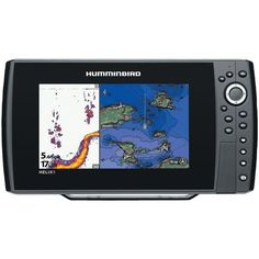humminbird helix 9 di/gps combo | products, Fish Finder