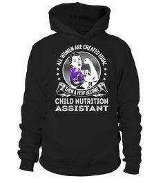 Child Nutrition Assistant #ChildNutritionAssistant