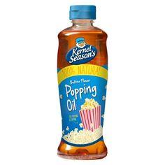Kernel Seasons Butter Flavor Popcorn Oil 14 oz