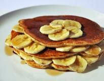 AMERICKÉ VEGANSKÉ LÍVANCE | Soucitně Vegan Vegetarian, Vegan Recipes, Yummy Food, Breakfast, Sweet, Fall, Morning Coffee, Candy, Autumn