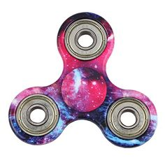 EVERMARKET New Style Premium Tri-Spinner Fidget Toy With Premium Hybrid Ceramic Bearing - Galaxy by Evermarket  (1)Buy new:   $  4.98 2 used & new from $  4.98(Visit the Best Sellers in Sports & Outdoors list for authoritative information on this product's current rank.) Amazon.com: Best Sellers in Sports & Outdoors...
