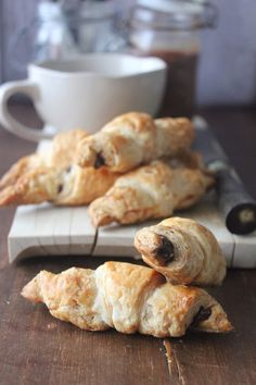 CookieCrumble: Nemme Mini Croissanter