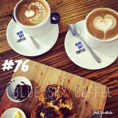 Blue Sky Coffee. Brisbane. 365 coffees. 365 cafes. 365 days.