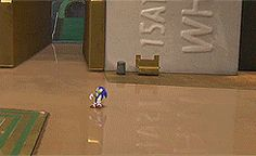"""""""If you leave your game, stay safe, stay alert and whatever you do, don't die. Because if you die outside your own game, you don't regenerate. Ever. Game over."""" - Sonic the Hedgehog"""