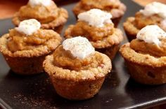 Paleo Newbie Pumpkin Pie Cups