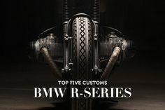 Top 5 BMW R-series Customs via BikeExif