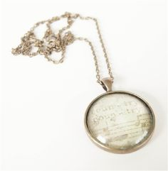 Country Pendant Necklace