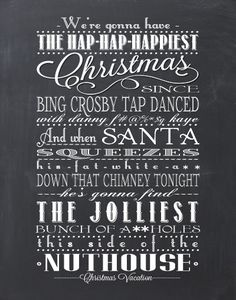 In the wise words of Clark Griswald from the Holiday classic, National Lampoons Christmas Vacation: Were gonna have the hap-hap-happiest Christmas Time Is Here, Christmas In July, Family Christmas, Christmas Shopping, Christmas Budget, Merry Christmas, Christmas Vacation Quotes, Christmas Quotes, Christmas Signs