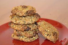 Ovesné sušenky  Tisk Doba přípravy 10 minut Doba vaření 20 minut Celkový čas 30 minut  Tyto sušenky jsou jedny z nejchutnějších a nejrychlejších, co znám. A přitom jsou i zdravé. Nosím … Healthy Desserts, Healthy Recipes, Healthy Food, Sweet Cakes, Baking Recipes, Muffin, Food And Drink, Herbs, Snacks