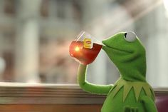 "Love it The 29 Most Unforgettable Memes Of 2K14 #refinery29 http://www.refinery29.com/best-memes-2014#slide9 But That's None Of My Business Kermit memes started to become a thing early in the year, but it wasn't until someone captioned a photo of the frog sipping tea with ""but that's none of my business"" that is really became a meme. It's now the perfect punchline for societal faux-pas and dismissive attitudes."