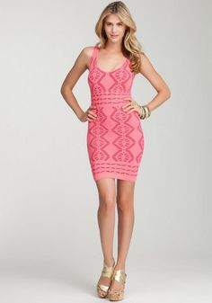 """What's your style right now? BEBE Stores shows you how to look Chick with their new trend: """"Can't get enough Coral"""""""