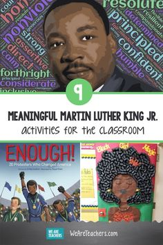 Activities for the Classroom. Help your students understand the life and legacy of this courageous leader with these thought-provoking Martin Luther King Jr. Holiday Activities, Classroom Activities, Classroom Ideas, African American History Month, Holidays Around The World, Strong Marriage, Fifth Grade, King Jr, Martin Luther King Day