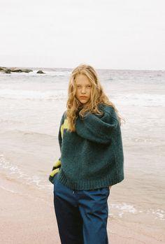 Oyster Fashion: 'Rockpool' Shot By Hunter Ryan