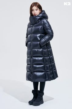247c74e0cddfa Suzy K2 OUTDOOR 2018 F W COLLECTION Down Coat