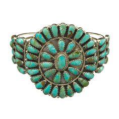 Turquoise bracelet HARPO