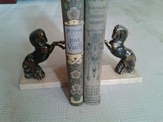 Check out this item in my Etsy shop https://www.etsy.com/uk/listing/255322220/pair-art-deco-bookends
