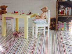 New vinyl flooring available from www.tayflor.co.uk
