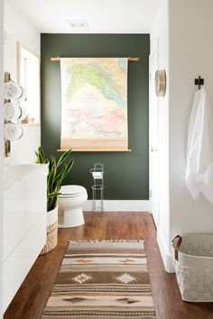 Small Bathroom Wall Colors Beautiful 20 Best Bathroom Paint Colors Popular Ideas for Bathroom Best Bathroom Paint Colors, Bathroom Color Schemes, Bathroom Colours, Ideas Baños, Decor Ideas, Wall Ideas, Decorating Ideas, Style At Home, Cheap Home Decor