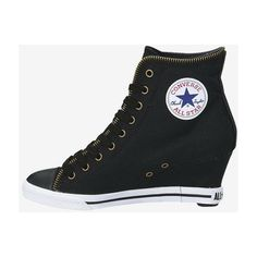 1c70974c8735c8 CONVERSE WEDGE HEELS found on Polyvore Converse Wedges