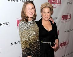 There's no mistaking this mother-daughter duo. Sophie Hasselberg, is the mirror image of her famous mom Bette Midler. Bette Midler, Mother Daughter Photography, Spitting Image, Hooray For Hollywood, Celebrity Kids, Gwyneth Paltrow, Celebs, Celebrities, Mother And Child